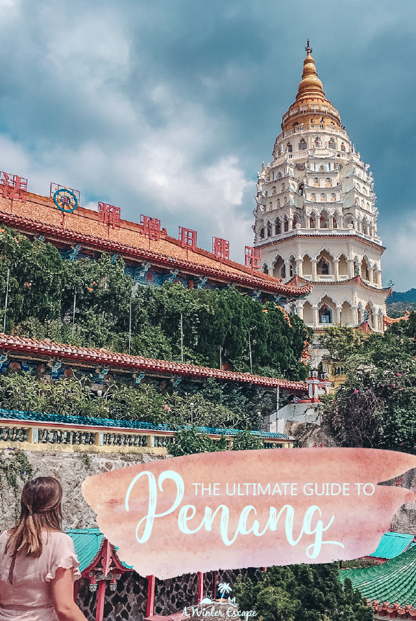 The Ultimate Guide To Penang, Malaysia | What To See In Penang | Things To Do In Penang | What To Eat In Penang | Where To Stay In Penang #penang #malaysia #asia #travel