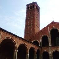 San Ambrosio - Rómanico