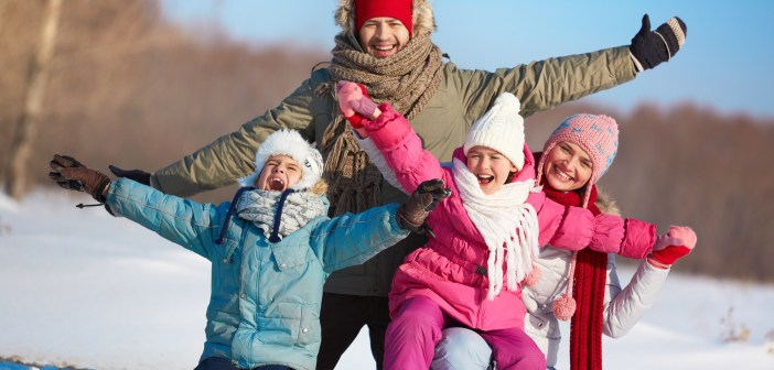 Tips To Get Kids Outside