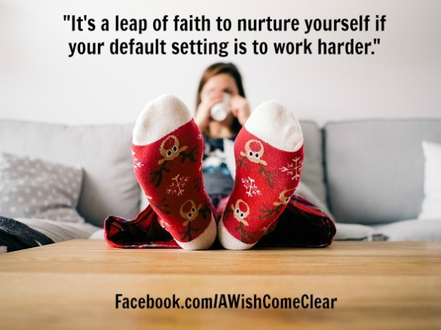 Leap of Faith, Nurture, Do What You Want