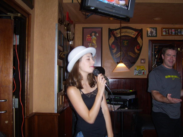 Karaoke, do what you want