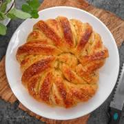 Garlic and Parmesan Soft Bread