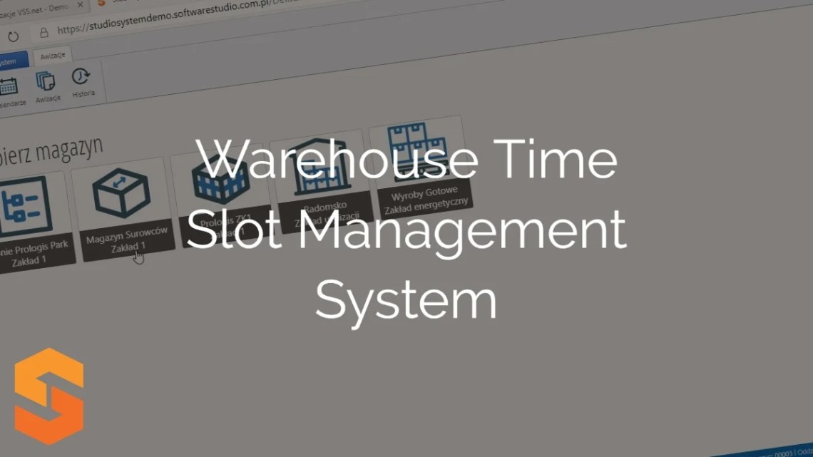 program do awizacji android,warehouse time slot management system