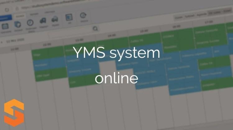 rezerwowanie okien czasowych w magazynie,yms system online