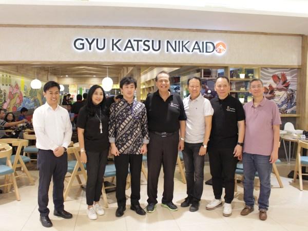 Launching Japanese Restaurant