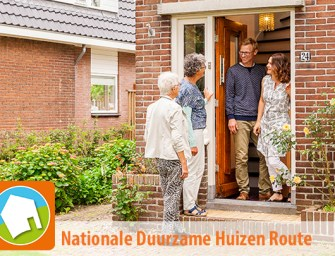 Nationale Duurzame Huizen Route