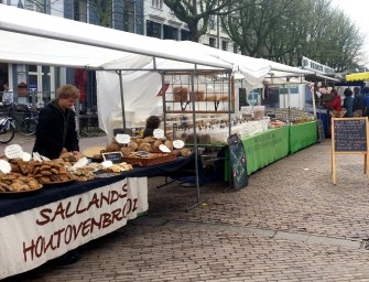 Biologische markt Deventer