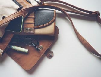 5 tips om te minimaliseren in de handtas