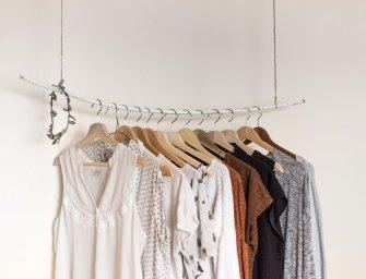 5 tips om te minimaliseren op kleding