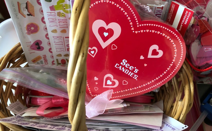 How the Awkward Spinster Does Valentine's Day
