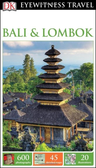 Eyewitness Travel Guide Bali Lombok feb 16