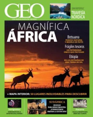 GEO AFRICA NOV 2016
