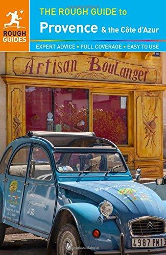Rough Guide Provence Cote d'Azur jun 16