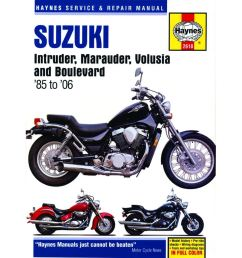 aw motorcycle parts haynes manual 2618 suz intruder 1995 suzuki intruder 800 wiring diagram 1994 suzuki [ 1200 x 1200 Pixel ]