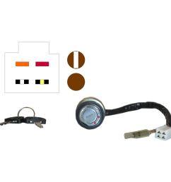 picture of ignition switch suzuki gp100 x7 6 wires [ 1200 x 1200 Pixel ]