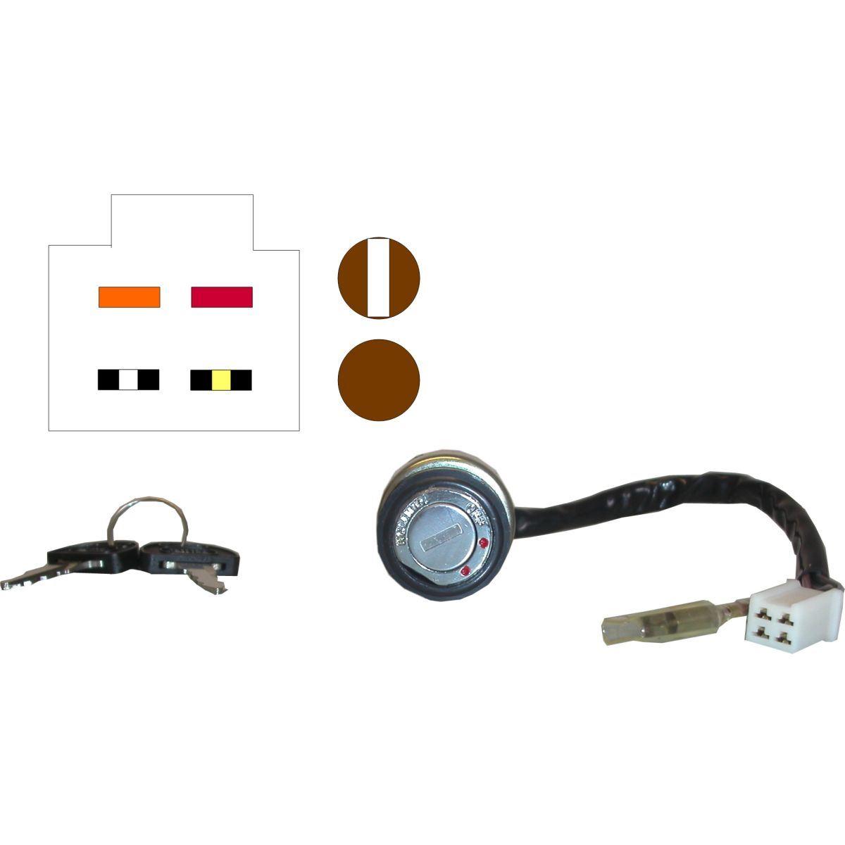 hight resolution of picture of ignition switch suzuki gp100 x7 6 wires