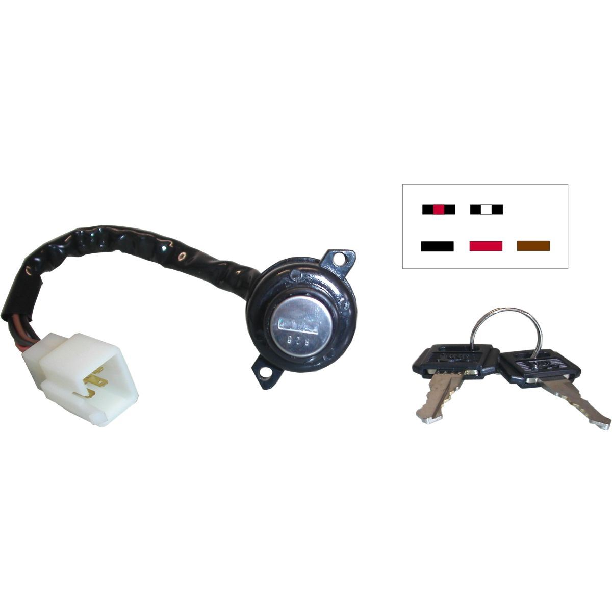 hight resolution of picture of ignition switch yamaha v80 1979 1982 5 wires