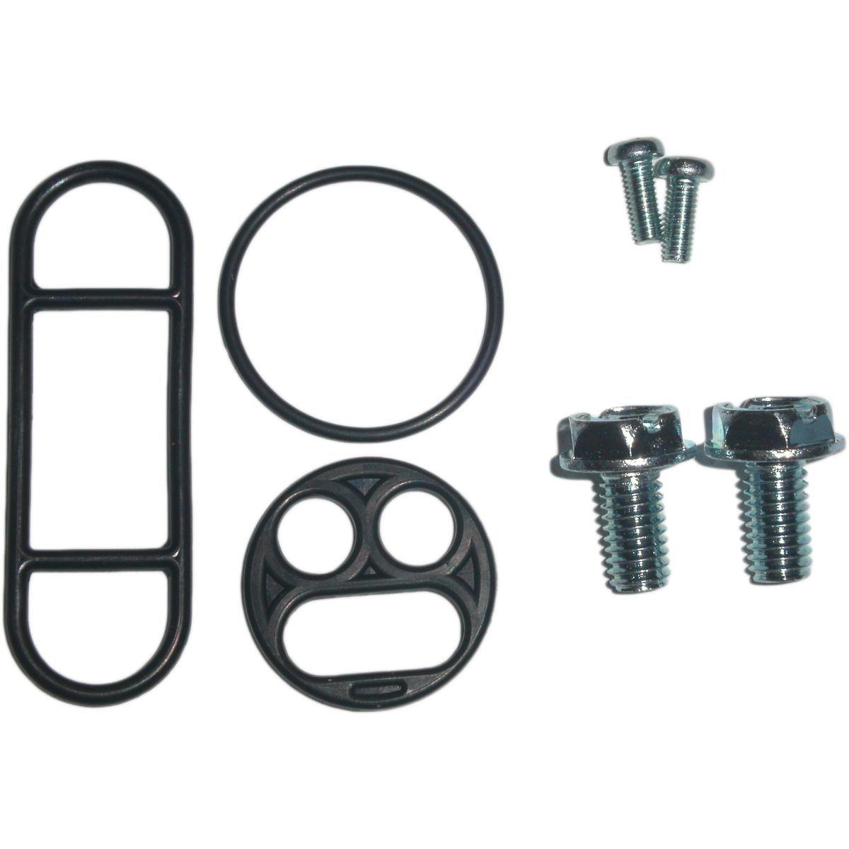 AW Motorcycle Parts. Petrol Tap Repair Kit Kawasaki KX's