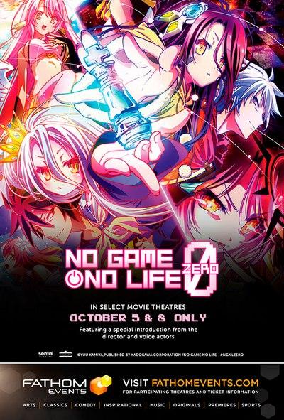 Download No Game No Life Zero : download, Zero', Scores, Screenings, Animation, World, Network