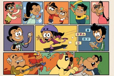 Nickelodeon Greenlights Loud House Spinoff Los Casagrandes Animation World Network