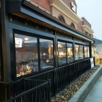 Outdoor Dining For Any Season With Patio Enclosures Alpha Canvas Awning