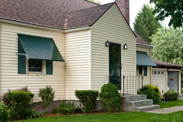 Residential Aluminum Window Awnings