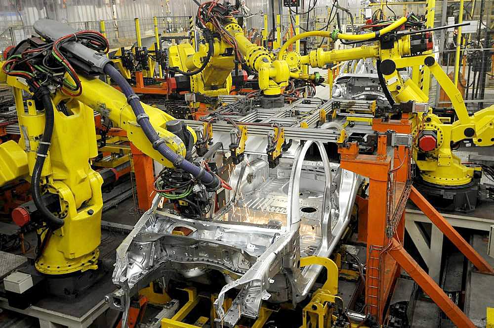 Automotive Robotic Cell