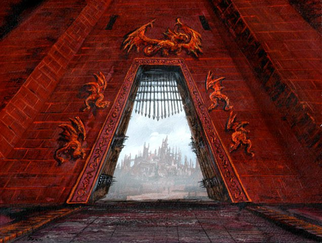 Dragon Gate  A Wiki of Ice and Fire