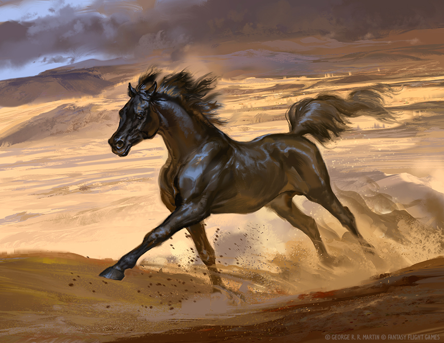 Sand Steed A Wiki Of Ice And Fire