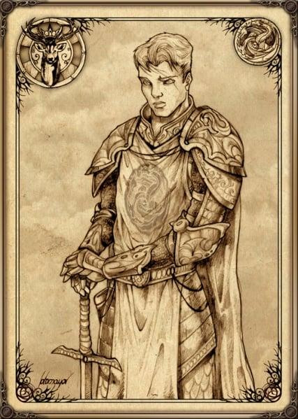 File:Orys Baratheon by feliche.jpg