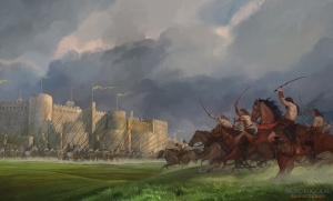 Kings Fall Wallpaper Kingdom Of Sarnor A Wiki Of Ice And Fire