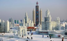 Harbin China Ice Festival 2018