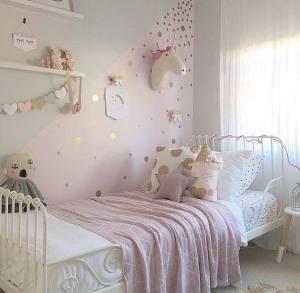 unicorn decor bedroom mini diy rooms kid children pillow case childrens