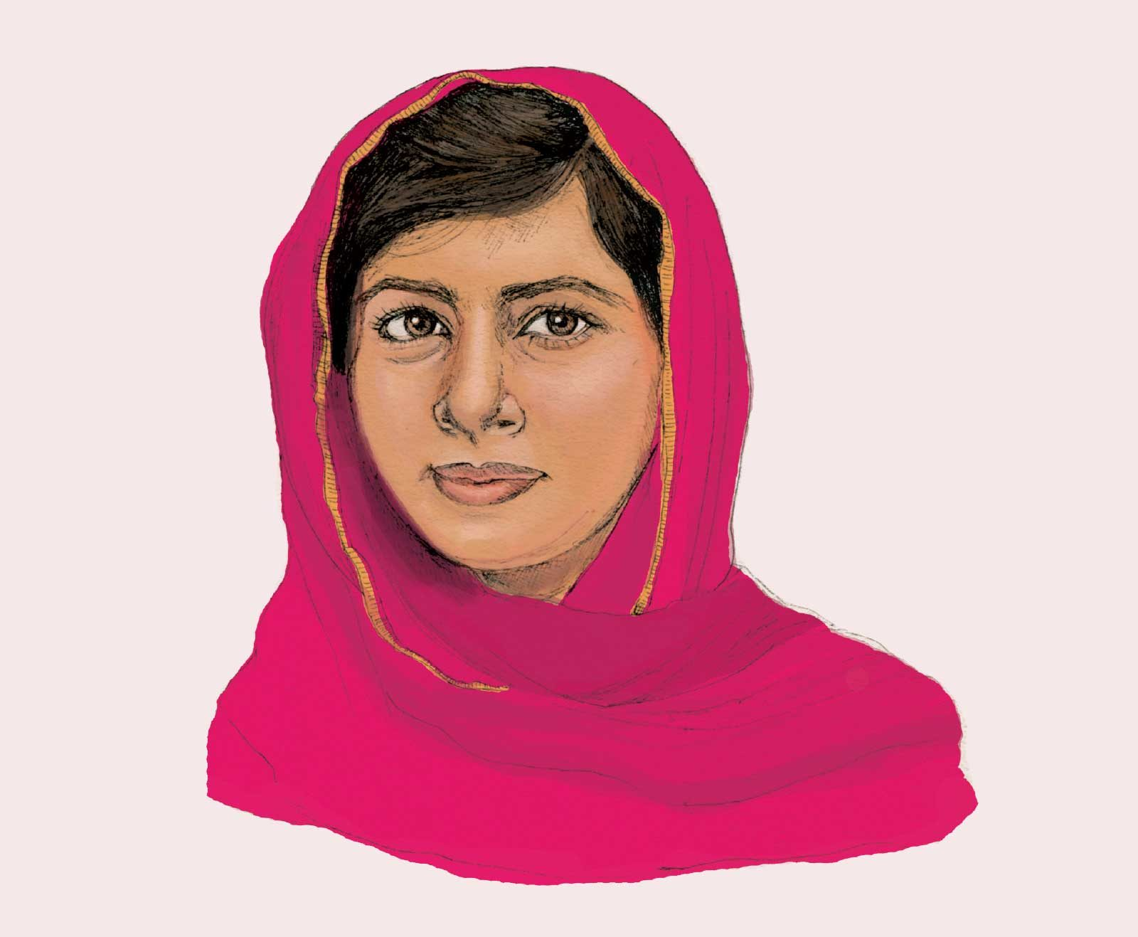 How Malala Became the Youngest Person to Receive the Nobel