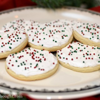 How to Make a Perfect Sugar Cookie Every Time!