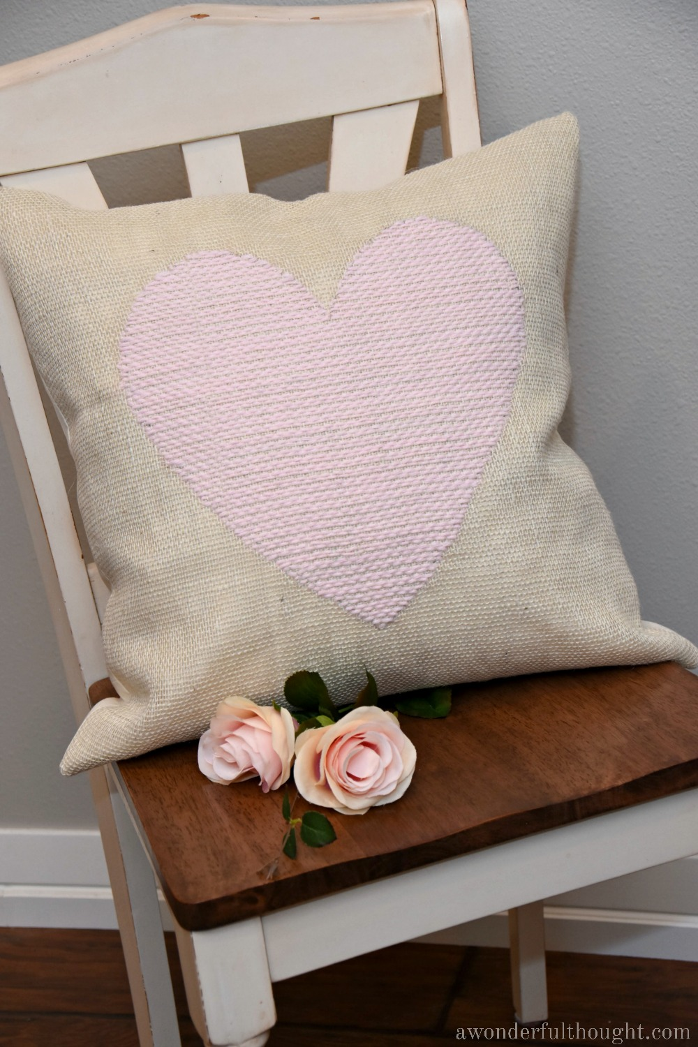 com to place diy be the is burlap decor pillow farmhouse ideas raggedy bits together