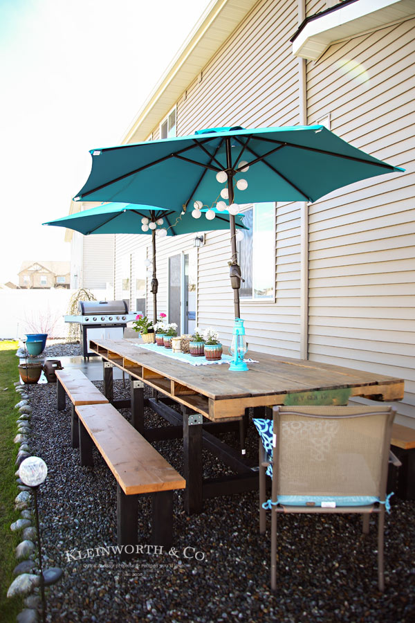12 ways to make your patio or deck more homey. Add coziness by doing these simple tips | awonderfulthought.com