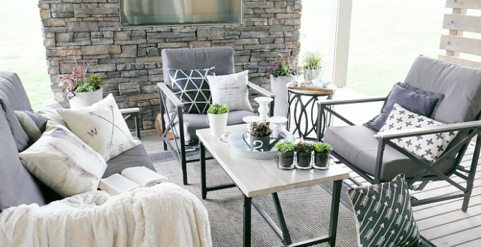 12 Simple Ways to Make Your Patio More Homey – MM #154