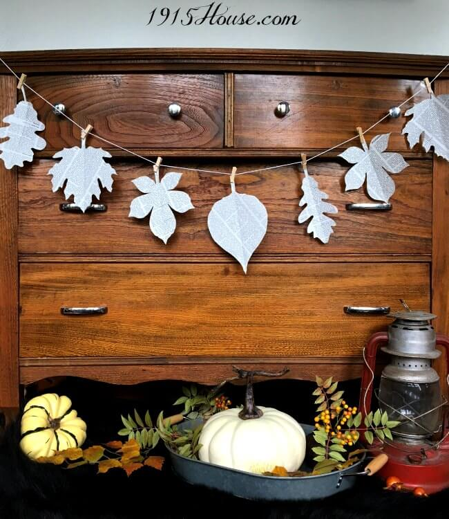 Fabulous fall decor   awonderfulthought.com