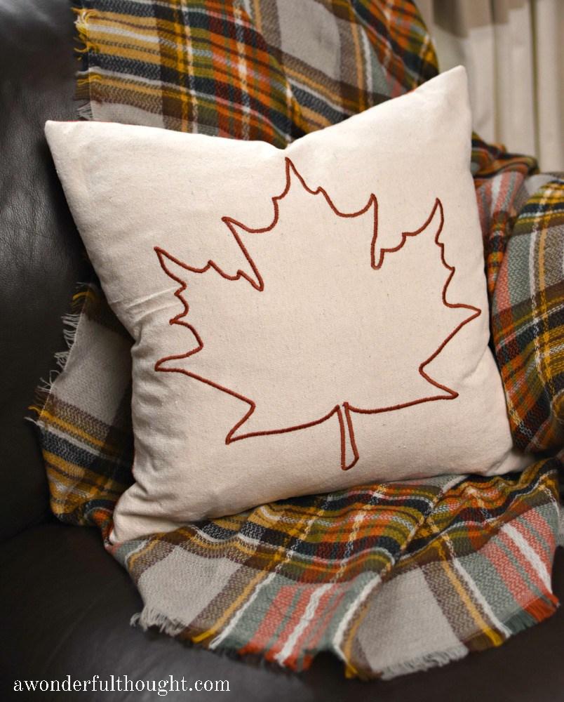 Fabulous fall decor | awonderfulthought.com