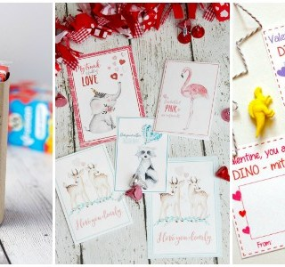 20 Adorable DIY Valentines for Kids