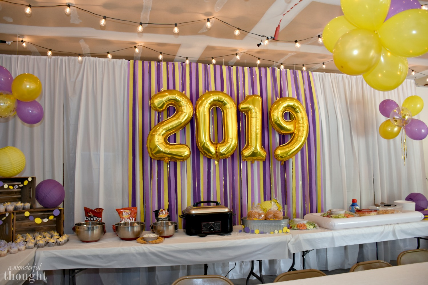 Graduation Party Ideas Garage Party A Wonderful Thought
