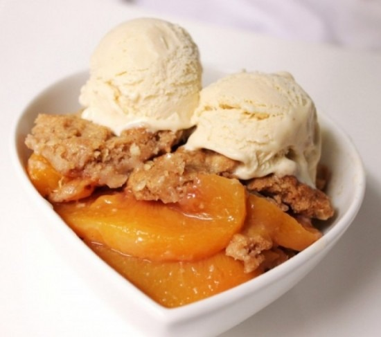 Hang Up the Foam (Featuring Peach and Ginger Crisp)