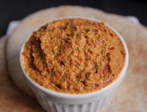 Sundried Tomato Butter