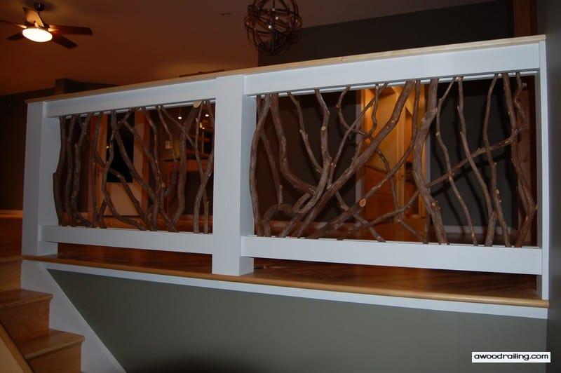 Interior Balcony Railing