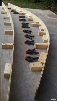 Jig Curved Railing System - Deck Railing | Mountain Laurel ...