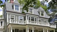 Colonial Revival Pattern Baluster Design - Deck Railing ...