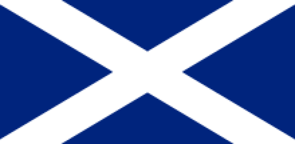 NEXT STOP: SCOTLAND!