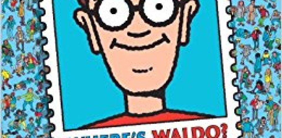 Where's Waldo?  Martin David, entry #21