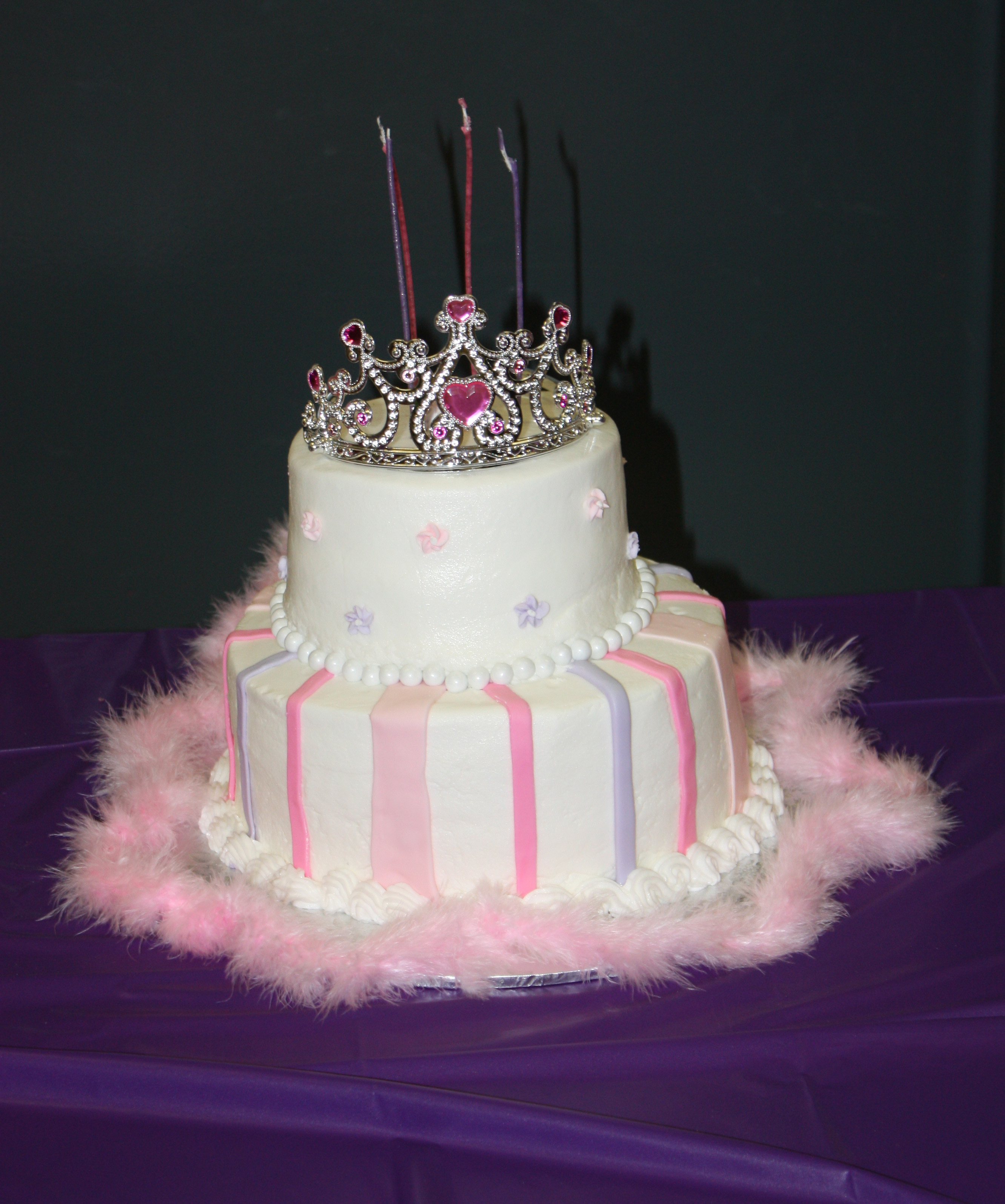 Princess Birthday Cake Fomanda Gasa